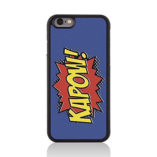 Call Candy Comic Capers Glossy Coque arrière pour Apple iPhone 6 – Parent Kapow