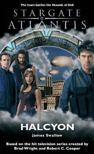 Stargate Atlantis - Halcyon par James Swallow