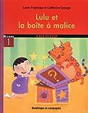 """Afficher """"Lulu et la boite a malice"""""""
