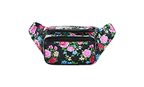 SoJourner Bum Bag Waist Pack | for women, men and kids | fits small medium large
