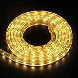 3M LED Streifen LED Strip SMD 3528 LED Band flexibel IP65 Wasserdicht Warmweiß für Beleuchtung und Küche