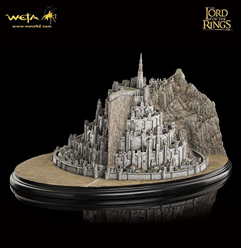 El Señor de los Anillos Diorama Minas Tirith 4