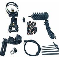 6 en 1 tiro con arco accesorio esencial Combo arco compuesto kit accesorios Set