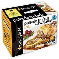 CASCAJARES - Pularda trufada asada al horno (producto precocinado). Pularda de 1.2 kilos