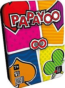 Gigamic 200778 - Juego de cartas, 8 jugadores importado - Gigamic. Juego de cartas, 8 jugadores, Juegos de mesa