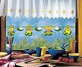 Girlande FRÖSCHE/bis 200 cm lang/beidseitig bedruckt/aus Papier, Pappe für Kinder