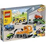 LEGO Briques - 4635 - Jeu de Construction - Set de Construction - Véhicules