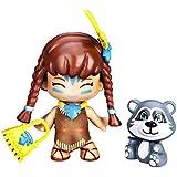 Pinypon - Figura de Pocahontas (Famosa 700012822C)