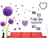 Wandaufkleber hause schlafzimmer stereo wandaufkleber zimmer nacht 3d simulation dekorationen selbstklebende malerei, breite 190 * höhe 140 cm