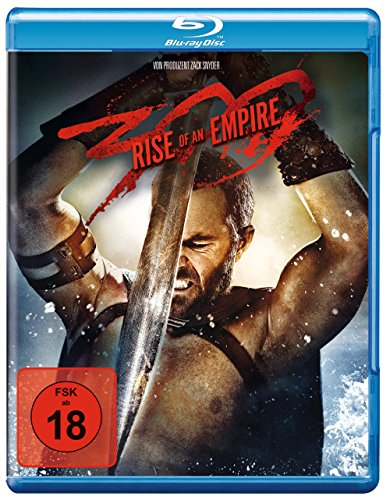 300 - Rise of an Empire [Blu-ray]