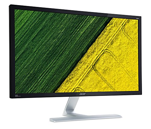 Acer RT280K 4K2K Monitor 28 inch throughout FreeSync DVI DL HDMI MHL DP Acer EcoDisplay Black Products