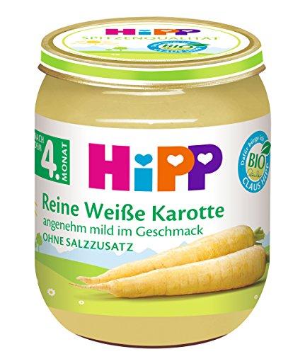 HiPP Reine weiße Karotte