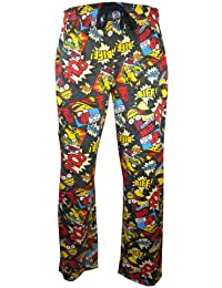 UWear **Great Value** Mens Simpsons Loungepants Big Sizes