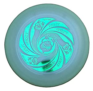 Ultimate Frisbee Discraft Ultra Star 175g NIGHT GHOST NIGHT GLOW...
