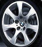 Original BMW Alufelge 3er E90 E91 E92 E93 Sternspeiche 185 in 17 Zoll