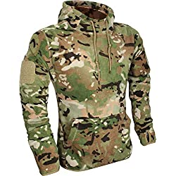 Viper Hommes Tactique Molleton Hoodie V-Cam taille M