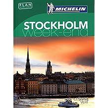 Guide Vert Week-End Stockholm Michelin
