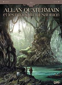 """Afficher """"Allan Quatermain et les mines du roi Salomon n° 2<br /> En territoire hostile"""""""