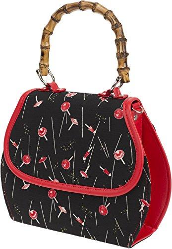 Muster Rockabilly Umbrella Küstenluder Mit Gwen 40s Vintage Geisha ...