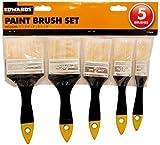 Quality Paint Brush Set ~ 5 Piece Set
