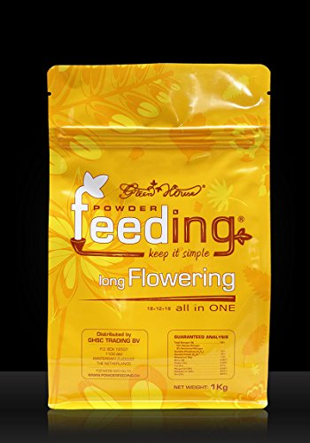 Green House Seeds Powder Feeding Long, 1 kg