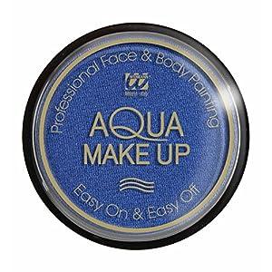 WIDMANN Maquillaje al Agua azul Metalizado Cualquier día