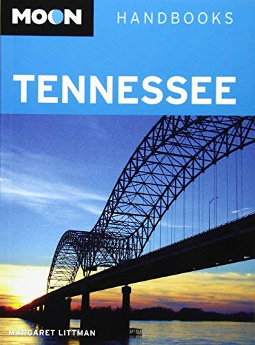 Moon Tennessee (Travel Guide) (English Edition)