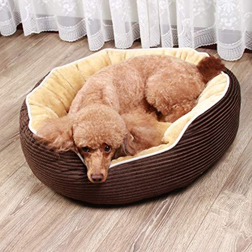 XIAOPANG Small Medium und Large Kennel Katzenstreu Heimtierbedarf Herbst und Winter Warm Pet Nest Universal Four Seasons Dog Mat,XL -