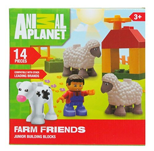 Animal-Planet-Farm-Animal-Friends-14-pieces-Lego-Junior-Building-Blocks