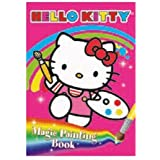 Hello Kitty Magic Painting Book by Alligator Books