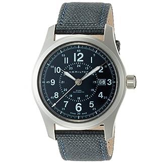 Hamilton H70605943 – Reloj (Reloj de Pulsera, Masculino, Acero Inoxidable, Acero Inoxidable, Gris, Zafiro)