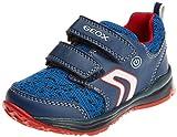 Geox Baby Jungen B Todo Boy C Sneaker, Blau (Navy/Red), 24 EU
