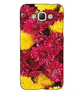 Fuson Designer Back Case Cover for Samsung Galaxy Grand Max G720 (Colurful Flowers Themes)