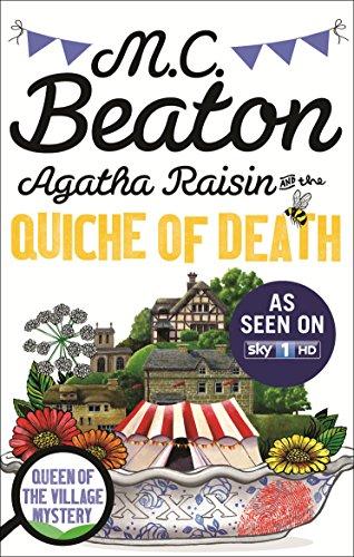 Agatha Raisin and the Quiche of Death por M.C. Beaton