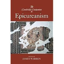 The Cambridge Companion to Epicureanism (Cambridge Companions to Philosophy)