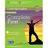 Complete first certificate. Student's book without answers. Con espansione online. Per le Scuole superiori. Con CD-ROM