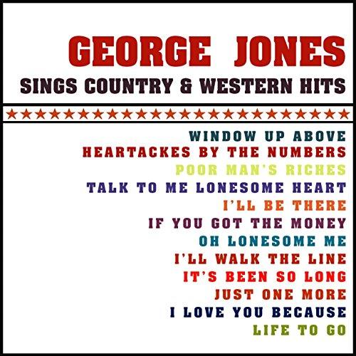 George Jones Sings Country Western Hits