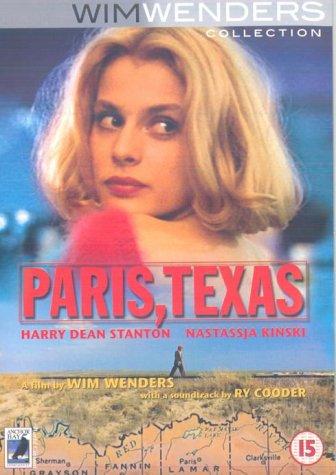 Paris  Texas  1984   DVD