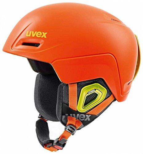 Uvex Jimm 59-61 cm Orange Matt
