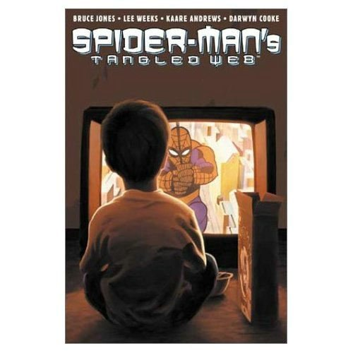 Spider-Man's Tangled Web - Volume 2 par Marvel Comics