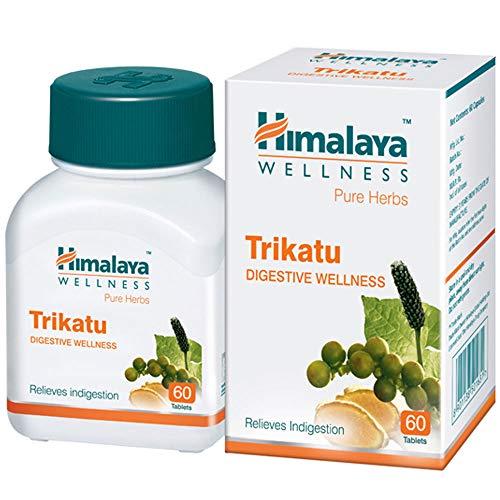Himalaya Herbal Trikatu / Piper nigrum Natürliche Abhilfe zu Verdauung Magen Bauch Upset Verdauungsstörungen