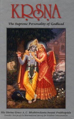 Krsna: v. 1: The Supreme Personality of Godhead (Volume One) por A.C. Bhaktivedanta Swami