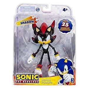 Sonic the Hedgehog 20th Anniversary Super Posers Shadow Figurine
