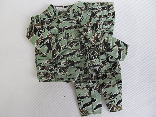 Image of 5 x Ken Action Man GI Joe Doll Clothing Outfits Military Casual Style random selection posted from London By Fat-catz-copy-catz