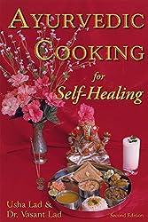 Ayurvedic Cooking for Self Healing by Usha Lad, Vasant Lad (1997) Paperback