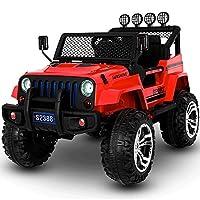 L'auto elettrica Jeep Sport per bambini è funzionale, divertente e di tendenza, ha tutto per conquistare il mondo. Un modello dal fascino aggressivo e adatta alle corse più intraprendenti, questa Jeep è un incontro tra sport e avventura. I vostri bam...