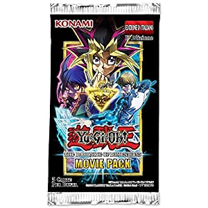 Yu Gi Oh. tcg200 - Juegos The Dark Side of Dimensions Movie Pack sobre, 1 Unidad
