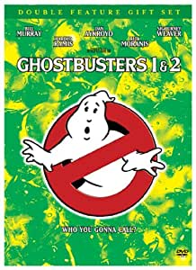 Ghostbusters 1 & 2 Gift Set [Import USA Zone 1]