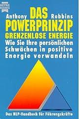Das Powerprinzip - Grenzenlose Energie Taschenbuch
