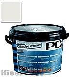PCI NANOFUG PREMIUM Flexfugenmörtel Silbergrau 5 kg Eimer Fliesen Fugenmörtel - Für Fugenbreiten von 1-10 mm